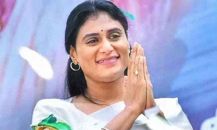 Ysrtp President Ys Sharmila Meets Muslim Elders In Hyderabad-TeluguStop.com